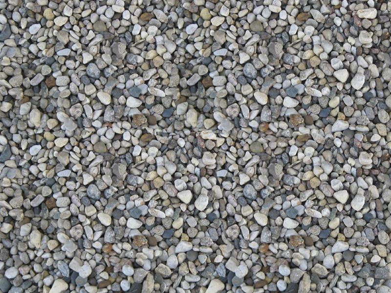 Glacier Granite Pebbles